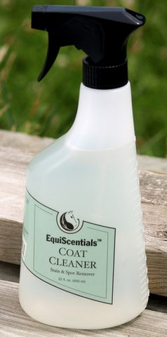 Equiscentials Coat Cleaner -- 22 oz Spray Bottle
