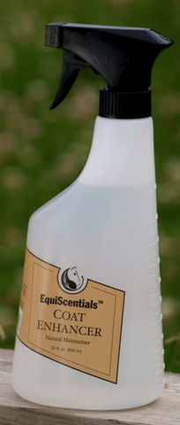 EquiScentials Coat Enhancer -- 22 oz Spray Bottle