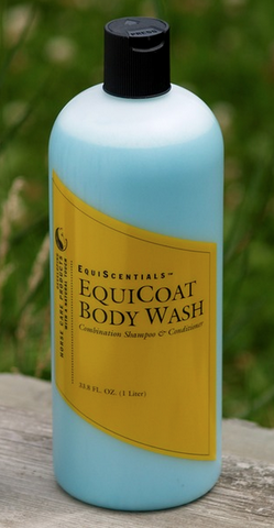 EquiCoat Body Wash -- 34oz. Bottle