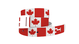 Canadian Maple Leaf Classic C4 Belt