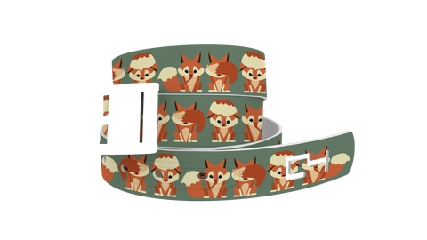 Wise Foxes Belt