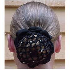 Hair Net Scrunchie