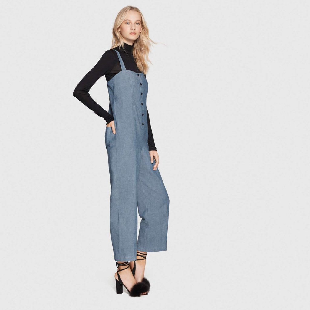 The Camille Jumpsuit by Cienne