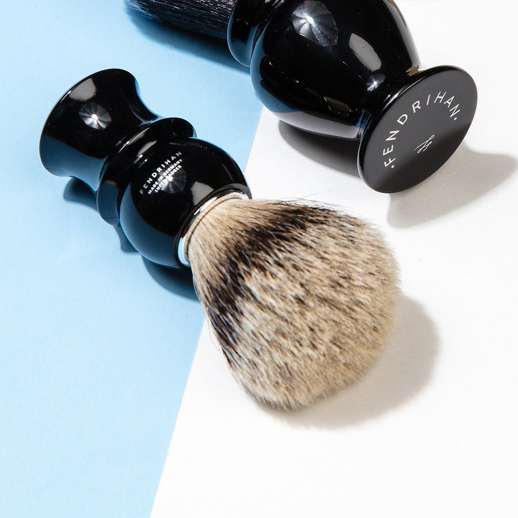 3-Piece Classic Wet-Shaving Set w Edwin Jagger Razor, Save $15