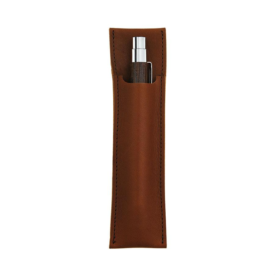 e+m Holzprodukte Pen Leather Case