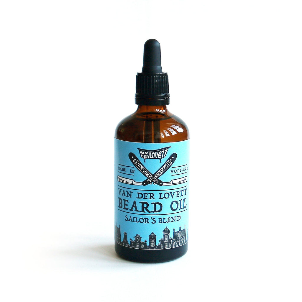 Van Der Lovett Beard Oil Beard Oil Van Der Lovett Sailor's Blend
