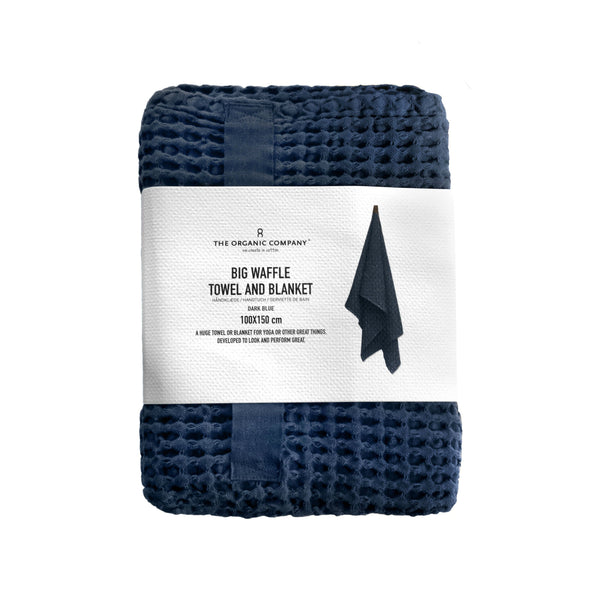 The Organic Company Big Waffle Towel and Blanket