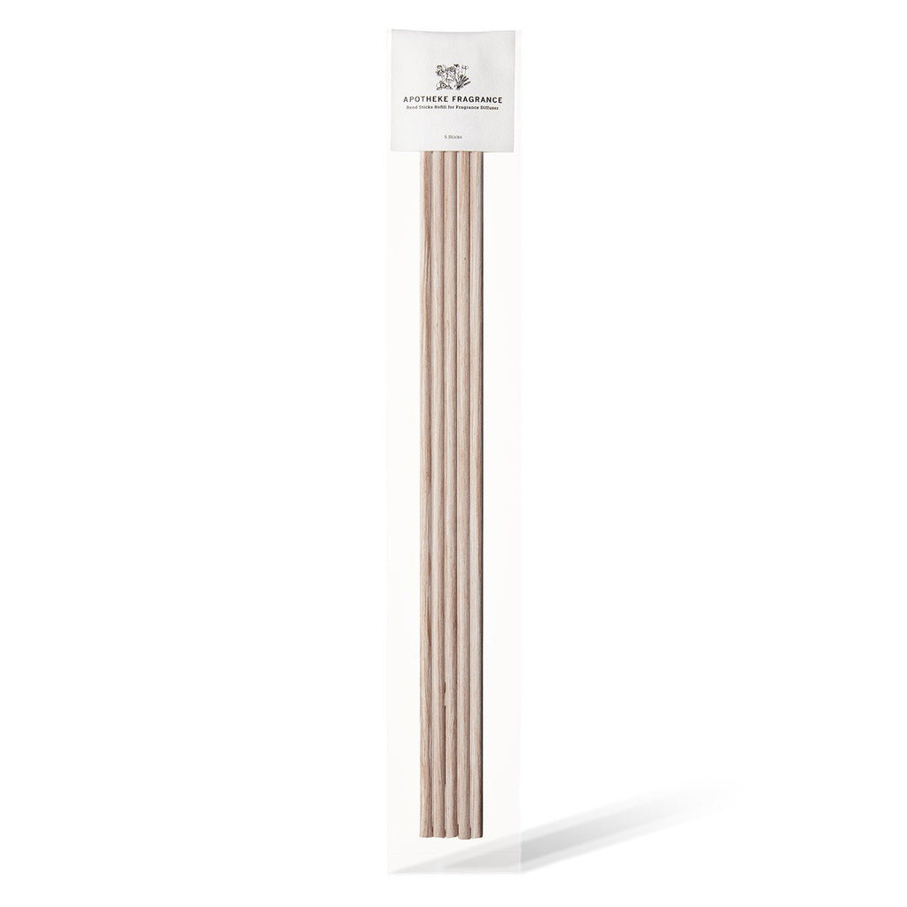 Apotheke Fragrance Reed Diffuser Sticks Refill Air Freshener Japanese Exclusives