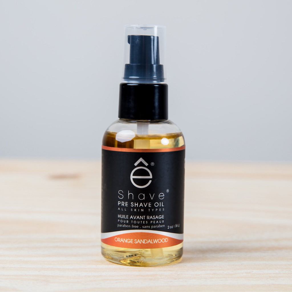 eShave Orange Sandalwood Pre-Shave Oil Pre Shave eShave