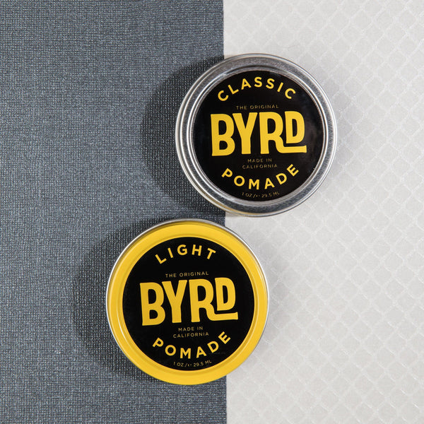 BYRD Classic Pomade, The Slick Byrd