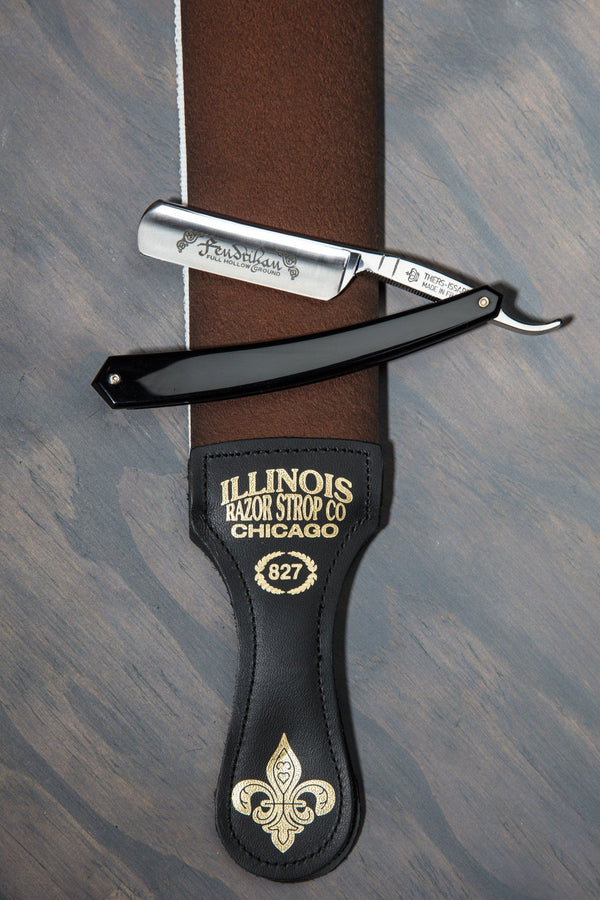 Illinois Razor Strop Co. 827 Imperial Russia Leather Strop