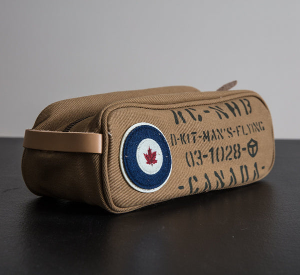 Red Canoe RCAF Toiletry Bag