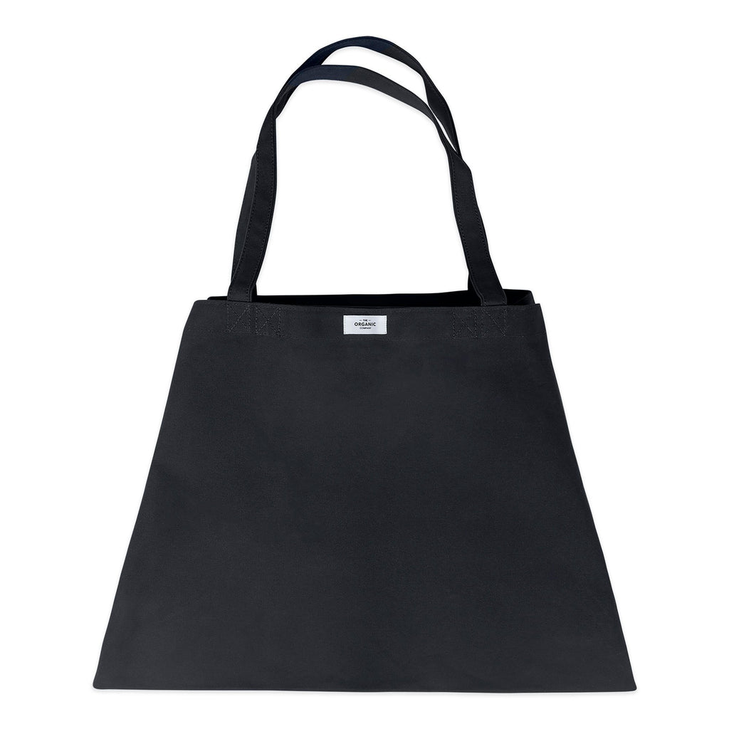 The Organic Company Big Long Bag IV Shoulder Bag The Organic Company Black