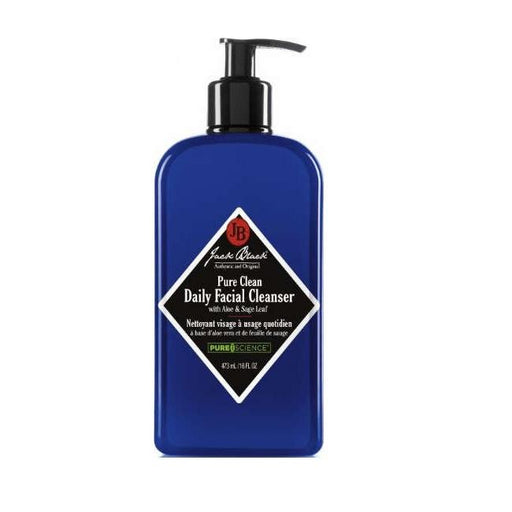 Jack Black Pure Clean Daily Facial Cleanser, 16 oz - Fendrihan Canada