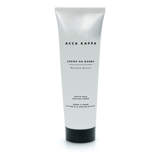 Acca Kappa White Moss Shave Cream For Sensitive Skin Shaving Cream Acca Kappa