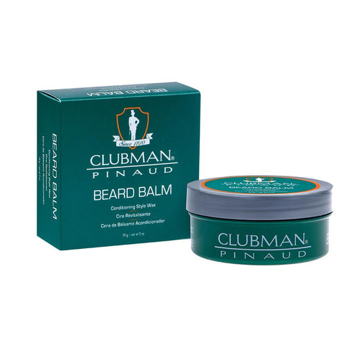 Clubman Pinaud Beard Balm Conditioning Style Wax - Fendrihan Canada