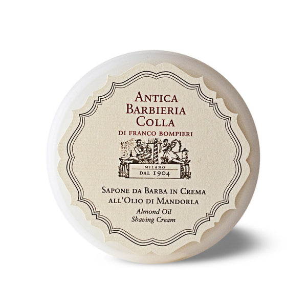 Antica Barbieria Colla Almond Oil Shaving Cream 100 ml - Fendrihan Canada - 2