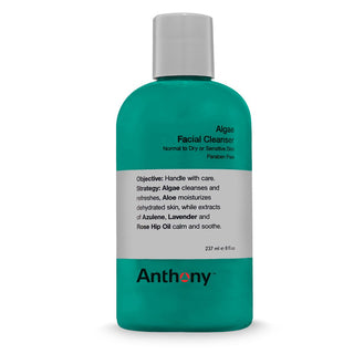Anthony Algae Facial Cleanser Facial Care Anthony