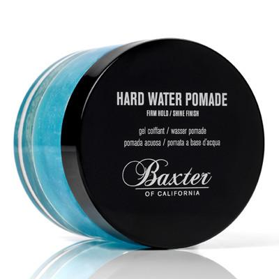 Baxter of California Hard Water Pomade Men's Grooming Cream Baxter of California