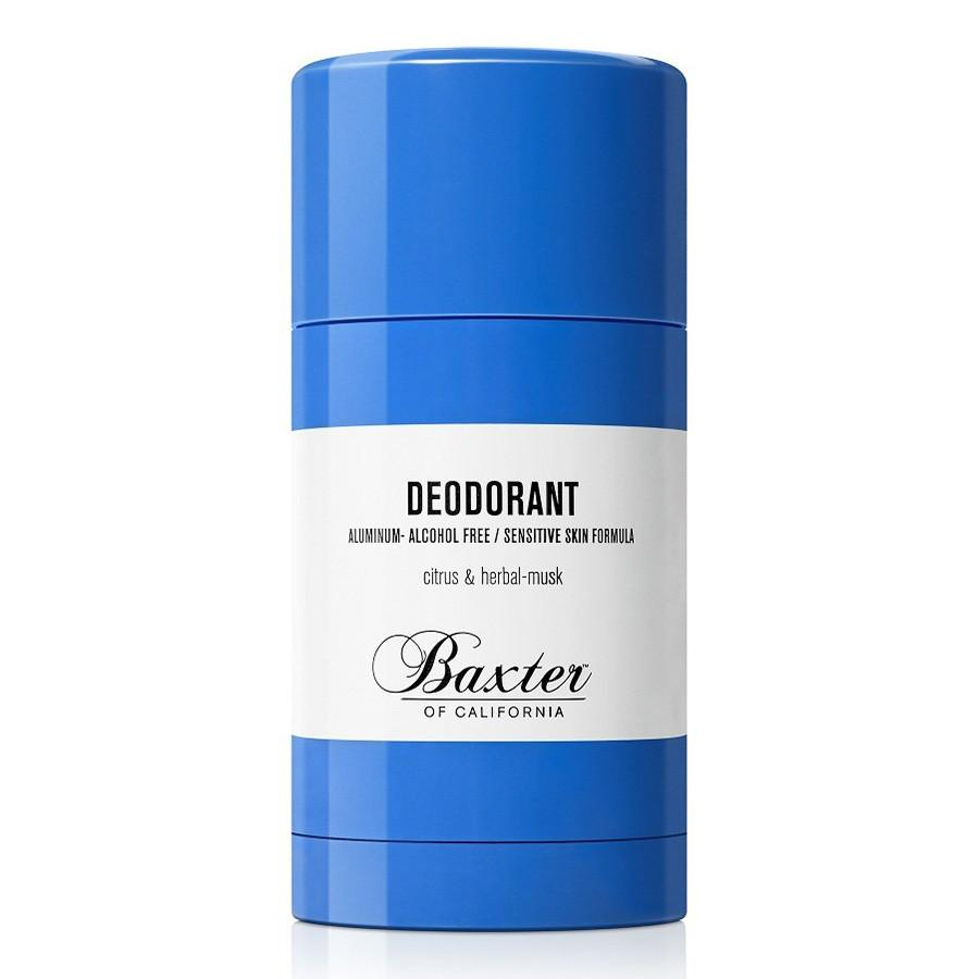 Baxter of California Deodorant Stick, Citrus and Herbal Musk Deodorant Baxter of California