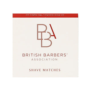 British Barbers' Association Shave Matches