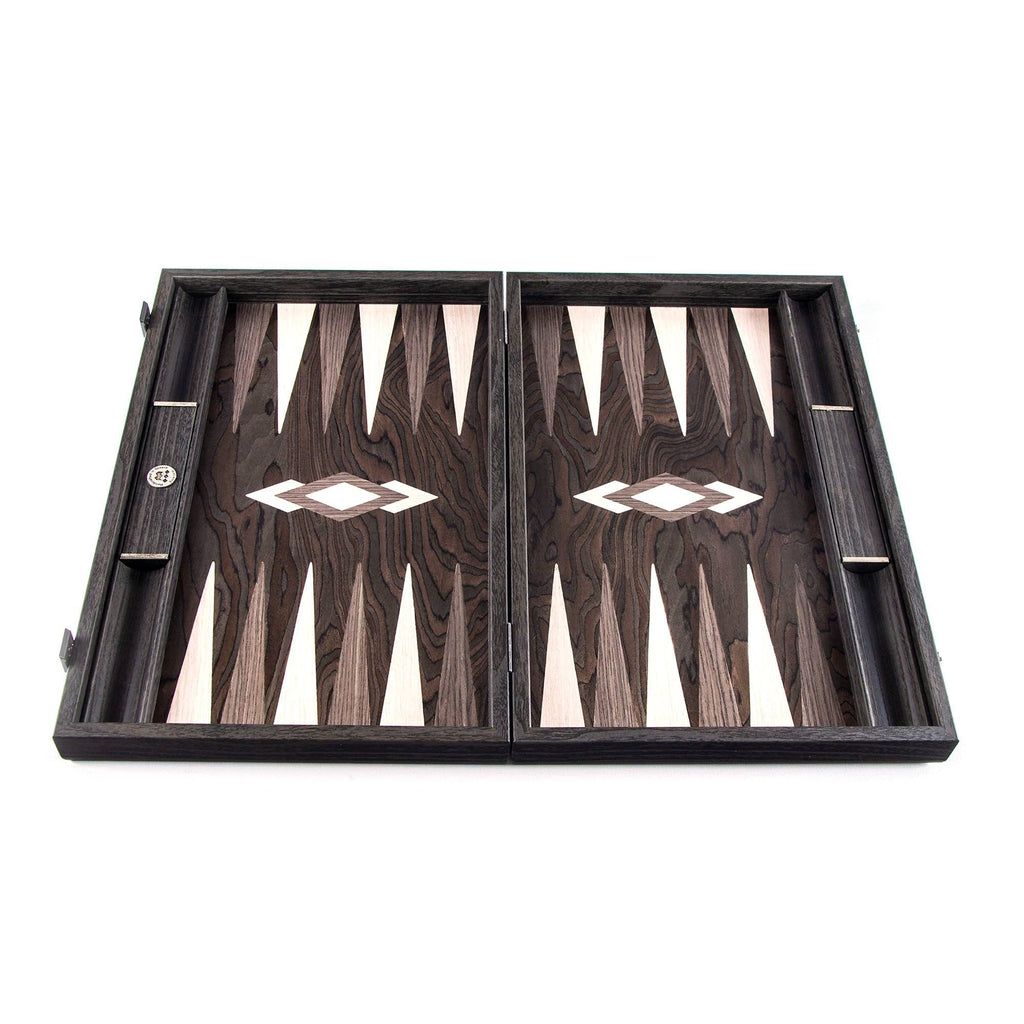 Manopoulos Handmade Premium Backgammon Set Backgammon Manopoulos