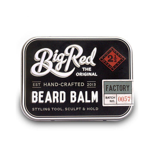 Big Red Beard Balm 2.5 oz - Factory - Fendrihan Canada - 1