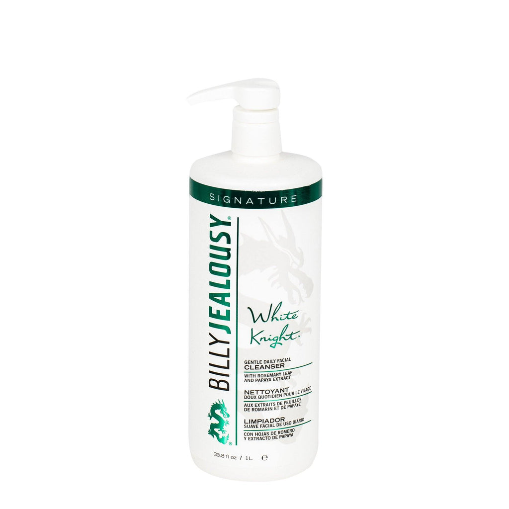 Billy Jealousy White Knight Gentle Daily Facial Cleanser Facial Care Billy Jealousy 1 Litre