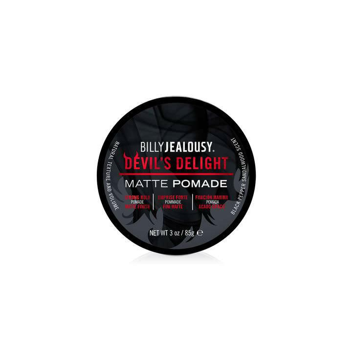 Billy Jealousy Devil's Delight Matte Pomade Hair Pomade Billy Jealousy