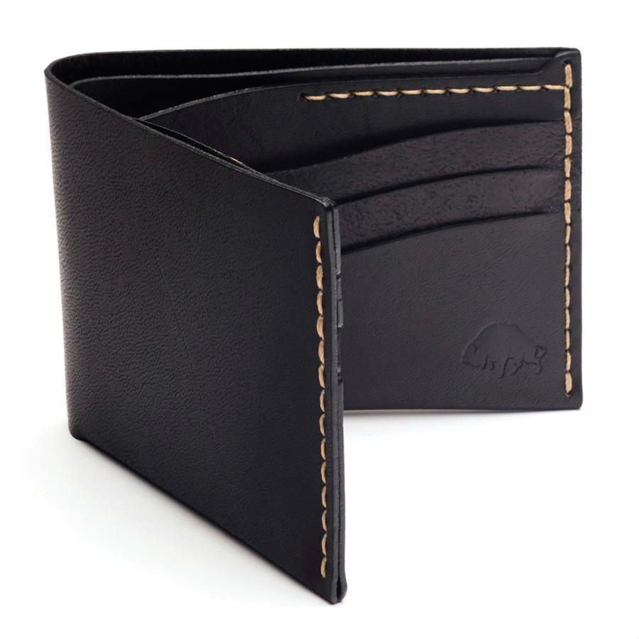 Ezra Arthur No. 8 Wallet in Choice of Chromexcel Leather or English Bridle Leather