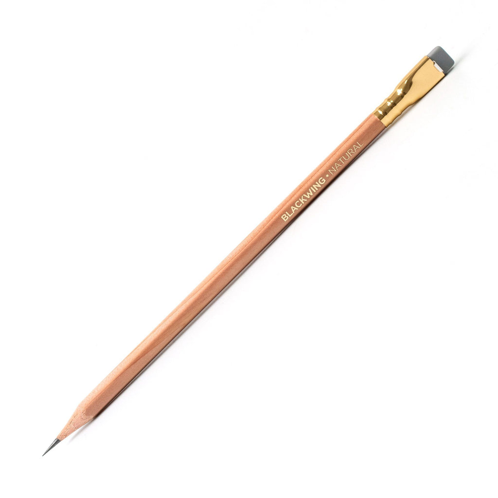 Blackwing Natural Pencil, Set of 12 Pencil Blackwing