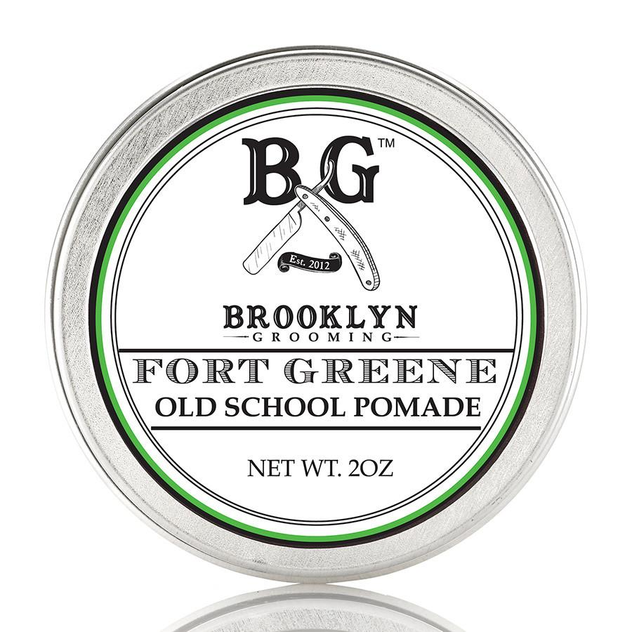 Brooklyn Grooming Fort Greene Old School Hair Pomade - Fendrihan Canada