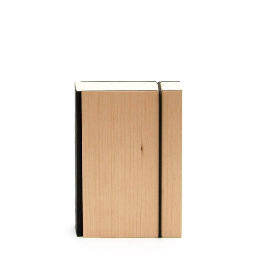 Bindewerk Purist Wood Notebook, Cherry