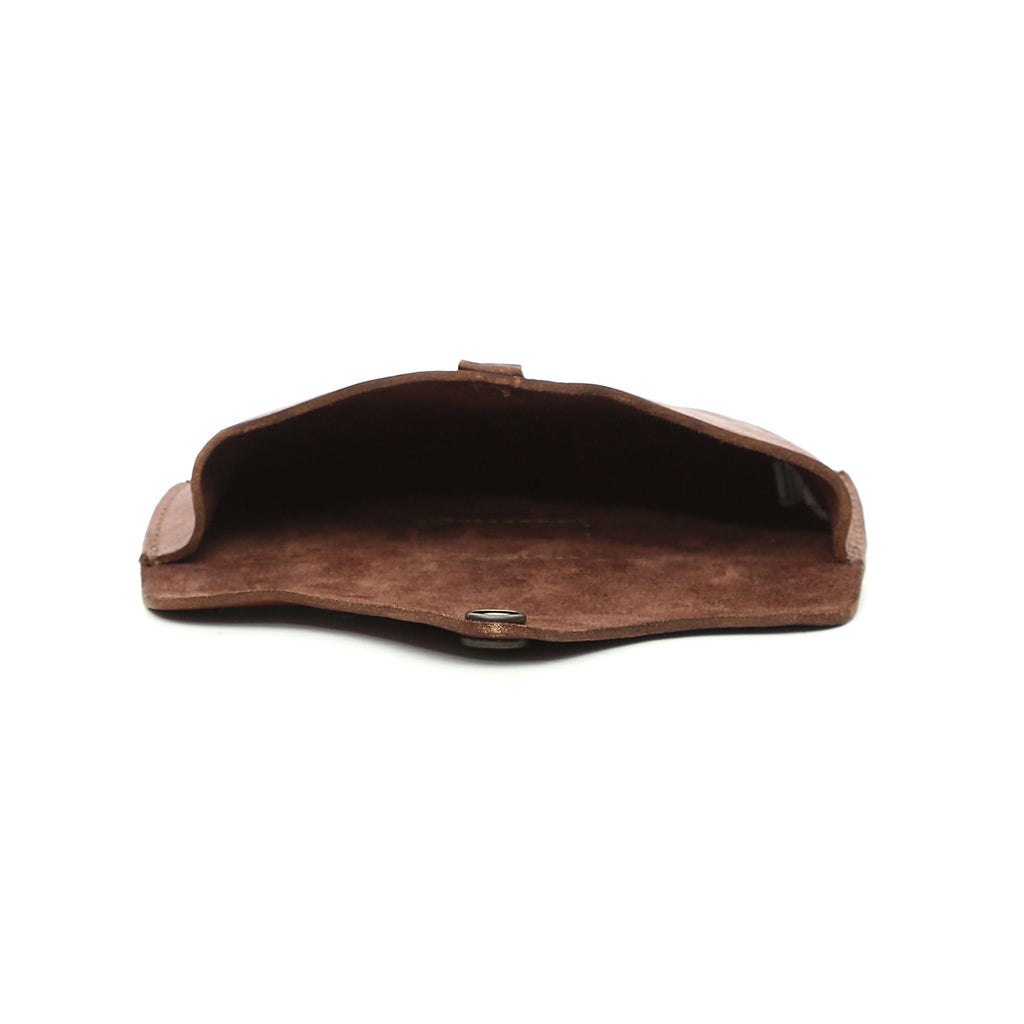 Campomaggi Soft Leather Glasses Case Glasses Case Campomaggi
