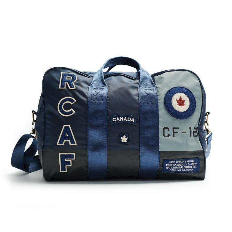 Red Canoe RCAF Small Kit Bag Travel Bag Red Canoe