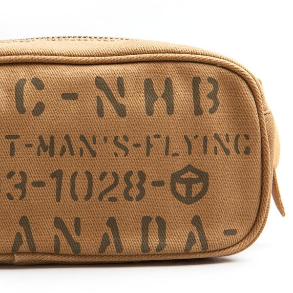 Red Canoe RCAF Toiletry Bag - Fendrihan Canada - 2