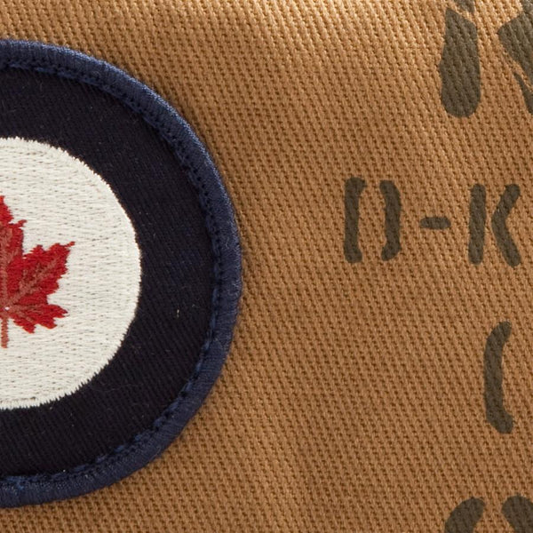 Red Canoe RCAF Toiletry Bag - Fendrihan Canada - 4