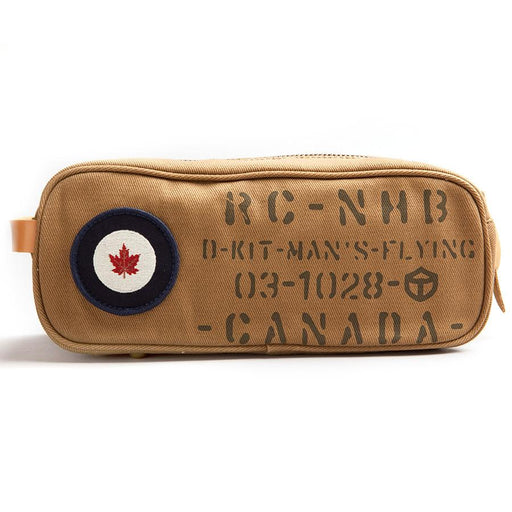 Red Canoe RCAF Toiletry Bag - Fendrihan Canada - 1
