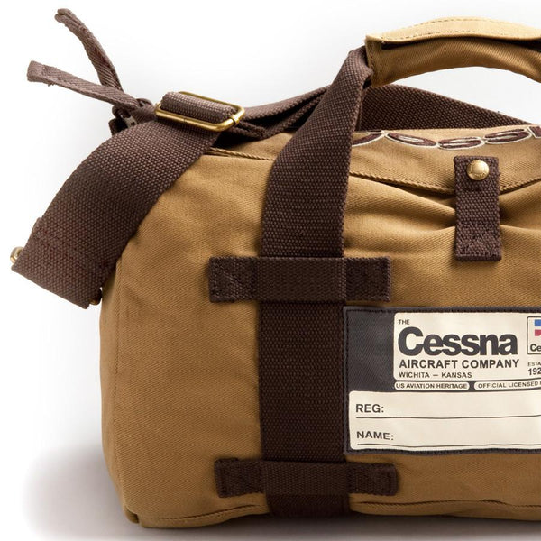 Red Canoe Cessna Canvas Stow Bag - Fendrihan Canada - 2