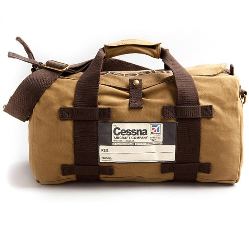 Red Canoe Cessna Canvas Stow Bag - Fendrihan Canada - 1