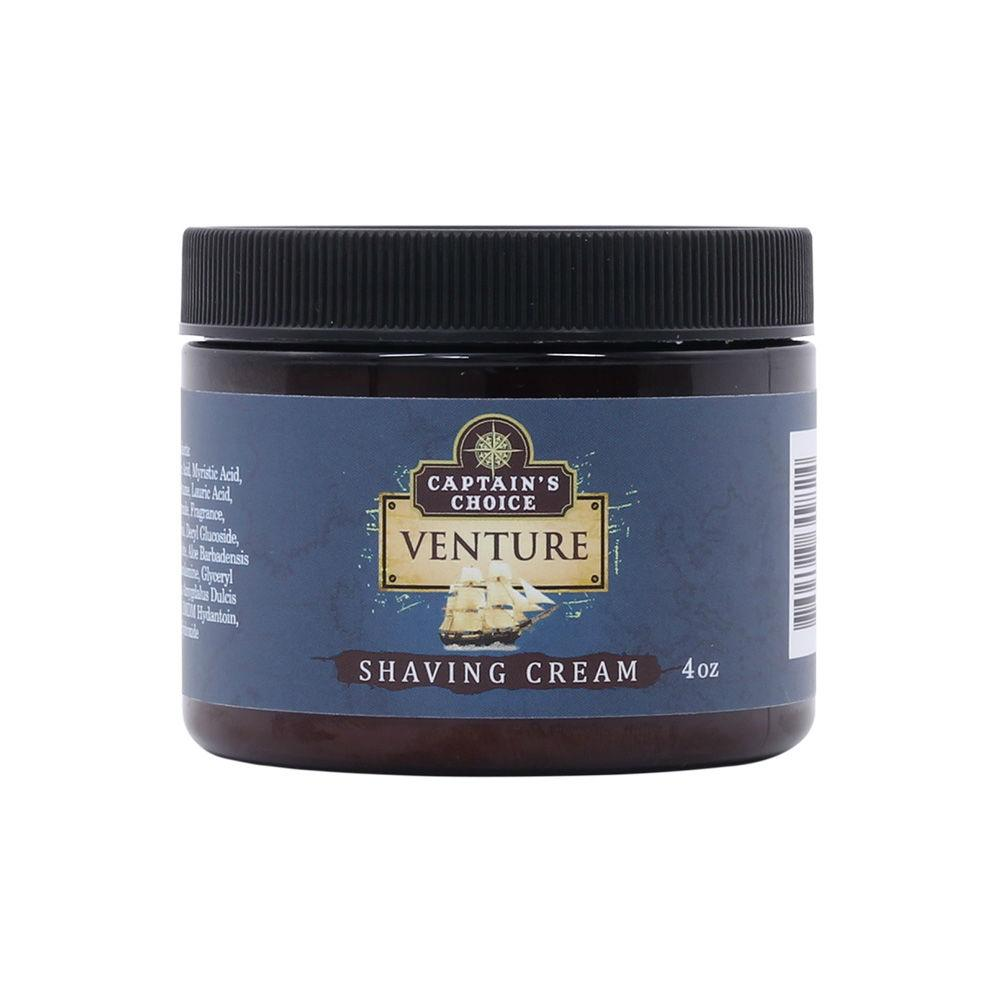 Captain's Choice Shaving Cream