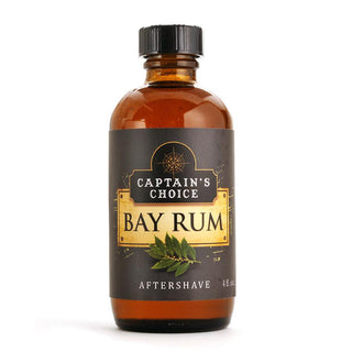 Captain's Choice Bay Rum Aftershave Aftershave Captain's Choice