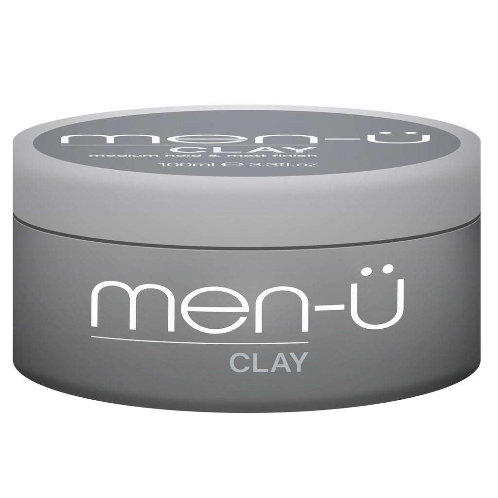 men-u Ultra Concentrated Styling Clay Men's Grooming Cream Men-U