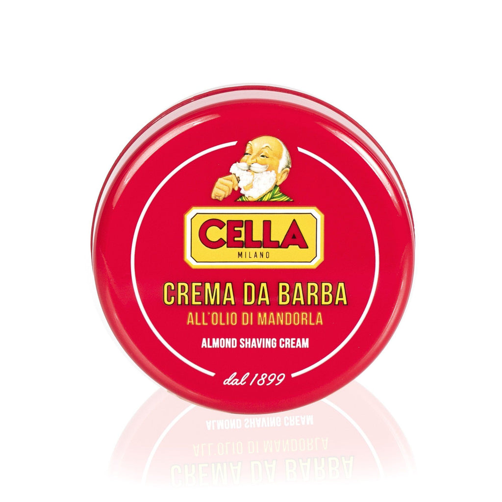 Cella Almond Soft Shaving Soap Shaving Soap Cella