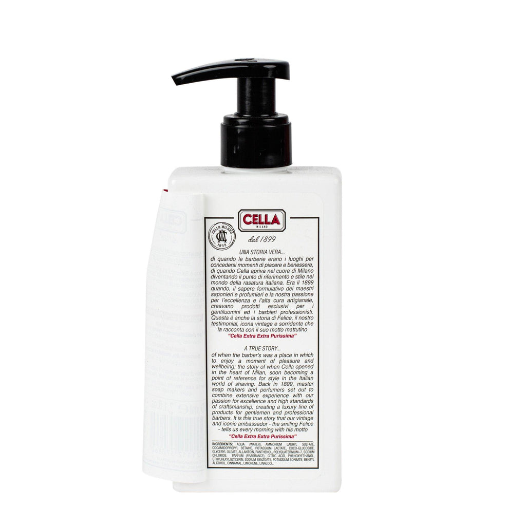 Cella Conditioning Beard Shampoo - Fendrihan Canada - 3
