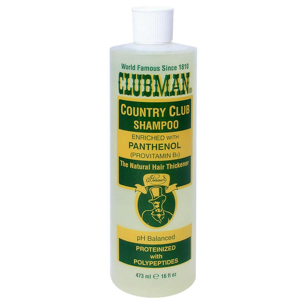 Clubman Country Club Shampoo - Fendrihan Canada