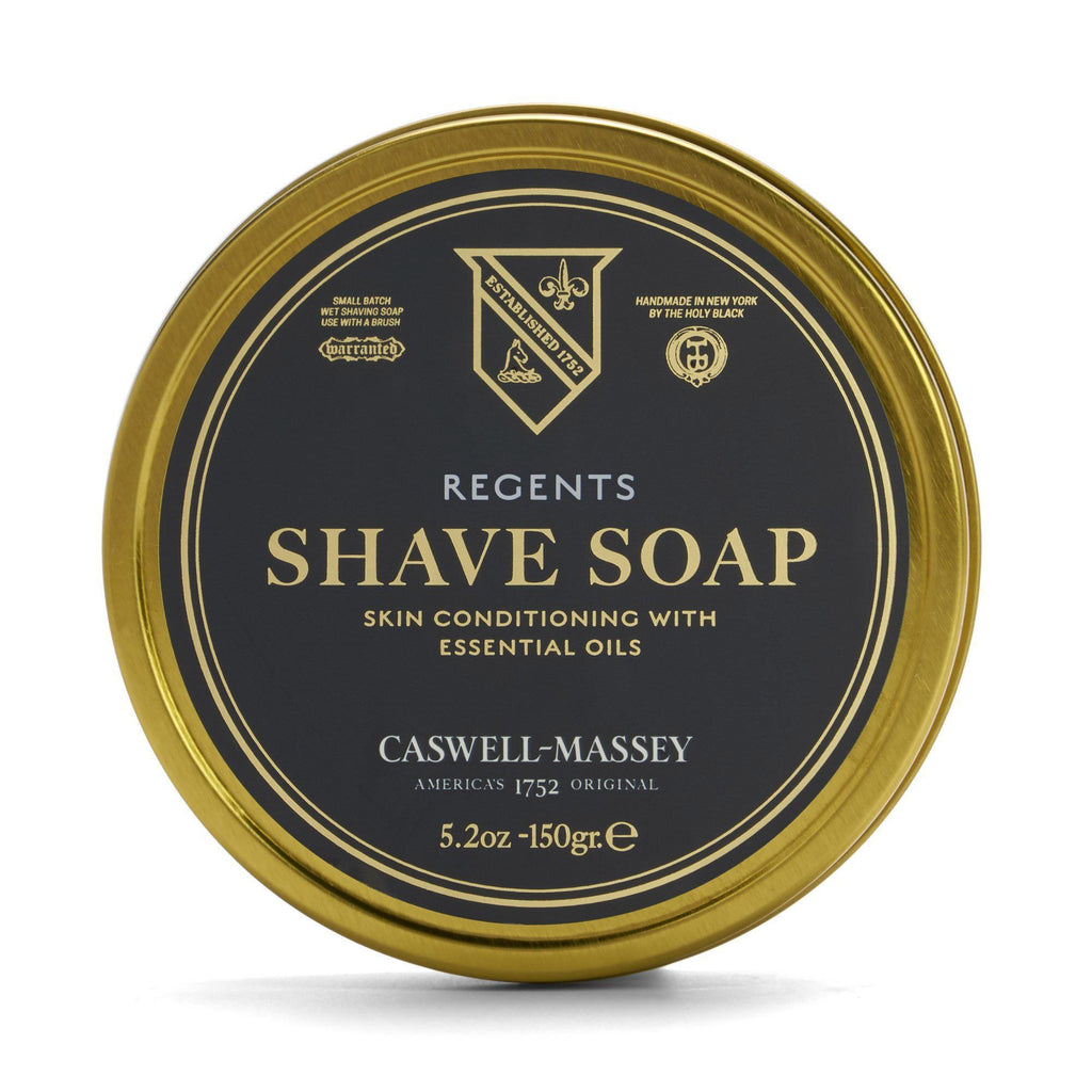 Caswell-Massey Premium Shaving Soap in Tin Shaving Soap Caswell-Massey Regents