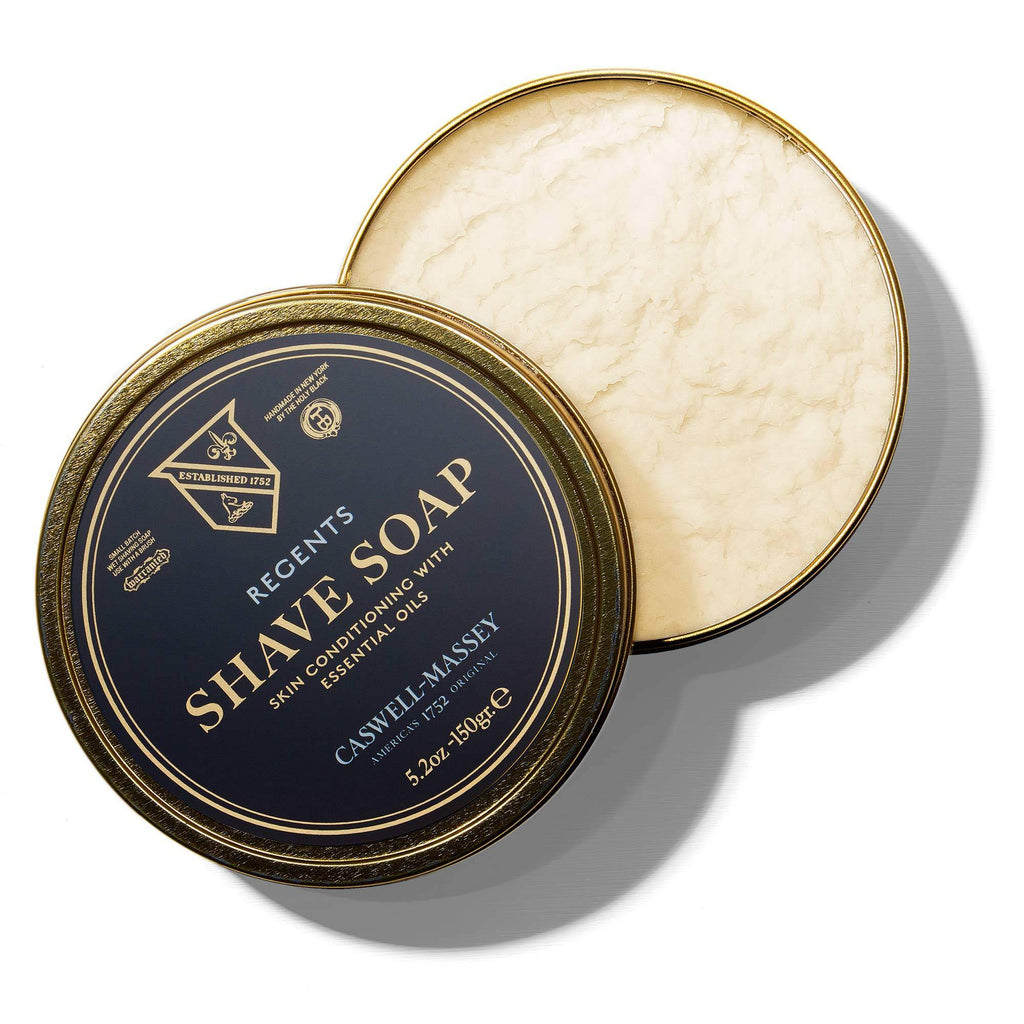Caswell-Massey Premium Shaving Soap in Tin Shaving Soap Caswell-Massey