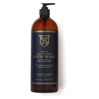 Caswell-Massey Heritage All-in-One Body Wash Men's Body Wash Caswell-Massey
