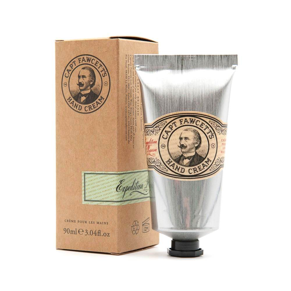 Captain Fawcett Expedition Reserve Hand Cream Hand Cream Captain Fawcett